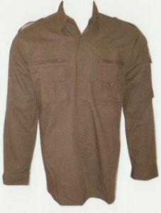 camisas de caza
