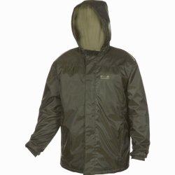 chaqueta impermeable caza