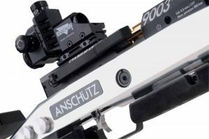 Desde Alemania, el rifle Anschutz