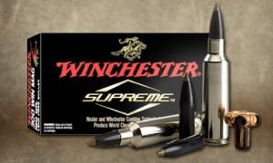 Municiones Winchester