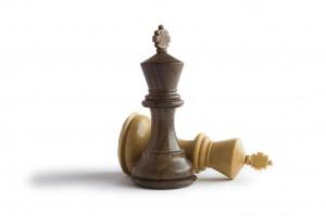 Rey pierde su corona