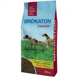 Brokaton runner para perros activos