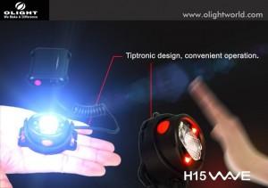 H15 Frontal Olight