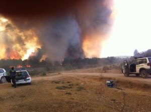 Prevenir incendios en cazaworld