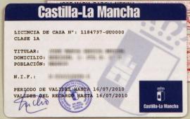 Licencia-de-caza Castilla La Mancha