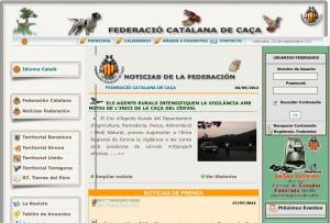 licencia caza cataluna