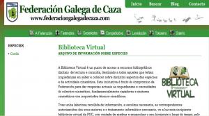 licencia caza galicia