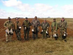 seguridad en la caza menor