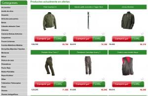 productos oferta en Cazavip
