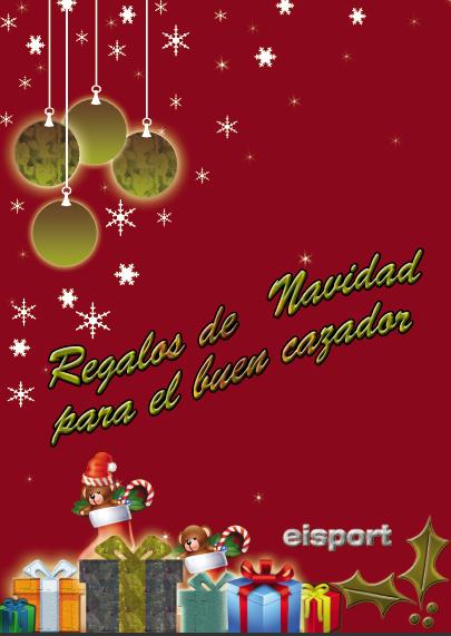 Regalos Navidad Eisport