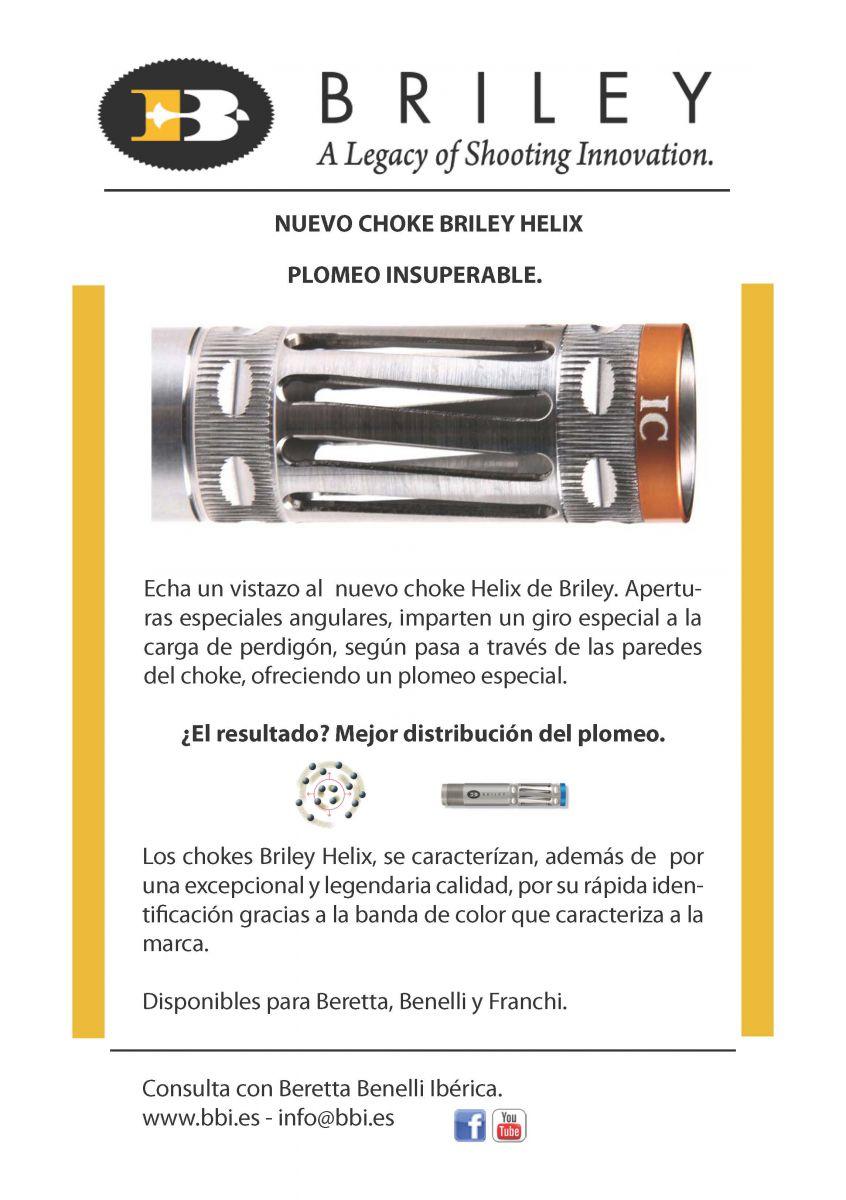 choke helix informacion