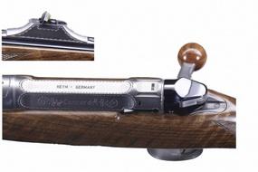 Rifle cerrojo SR30 Heym