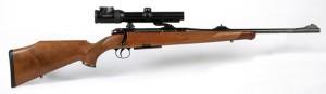 Rifle de cerrojo SR21