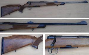 Rifle SR21 Jabalí