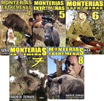 Monterias Extremadura Nova Toma