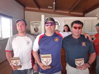ganadores primera prueba recorrido caza