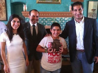 Premio Juvenex Asociacion Espanola de Rehalas