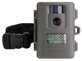camara Tasco led invisible II