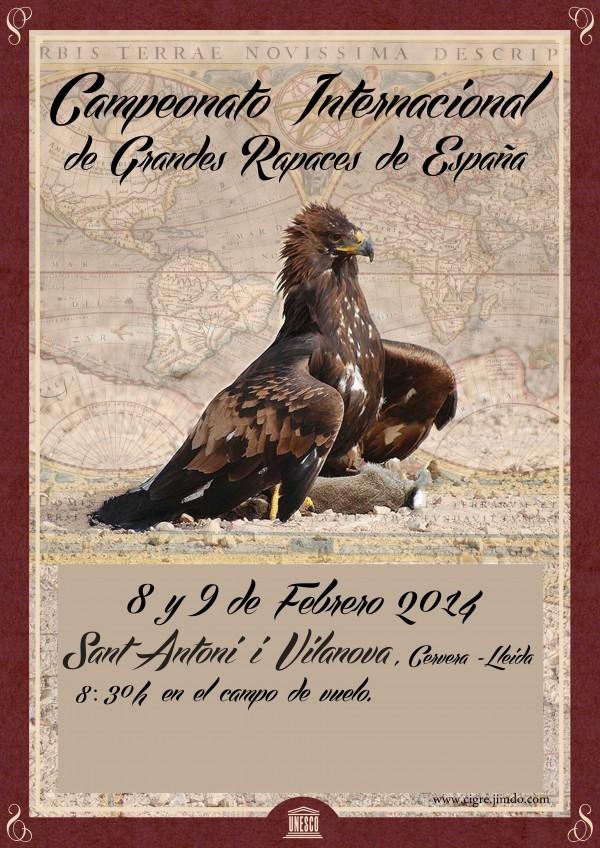 Campeonato Internacional de grandes aves Rapaces de España