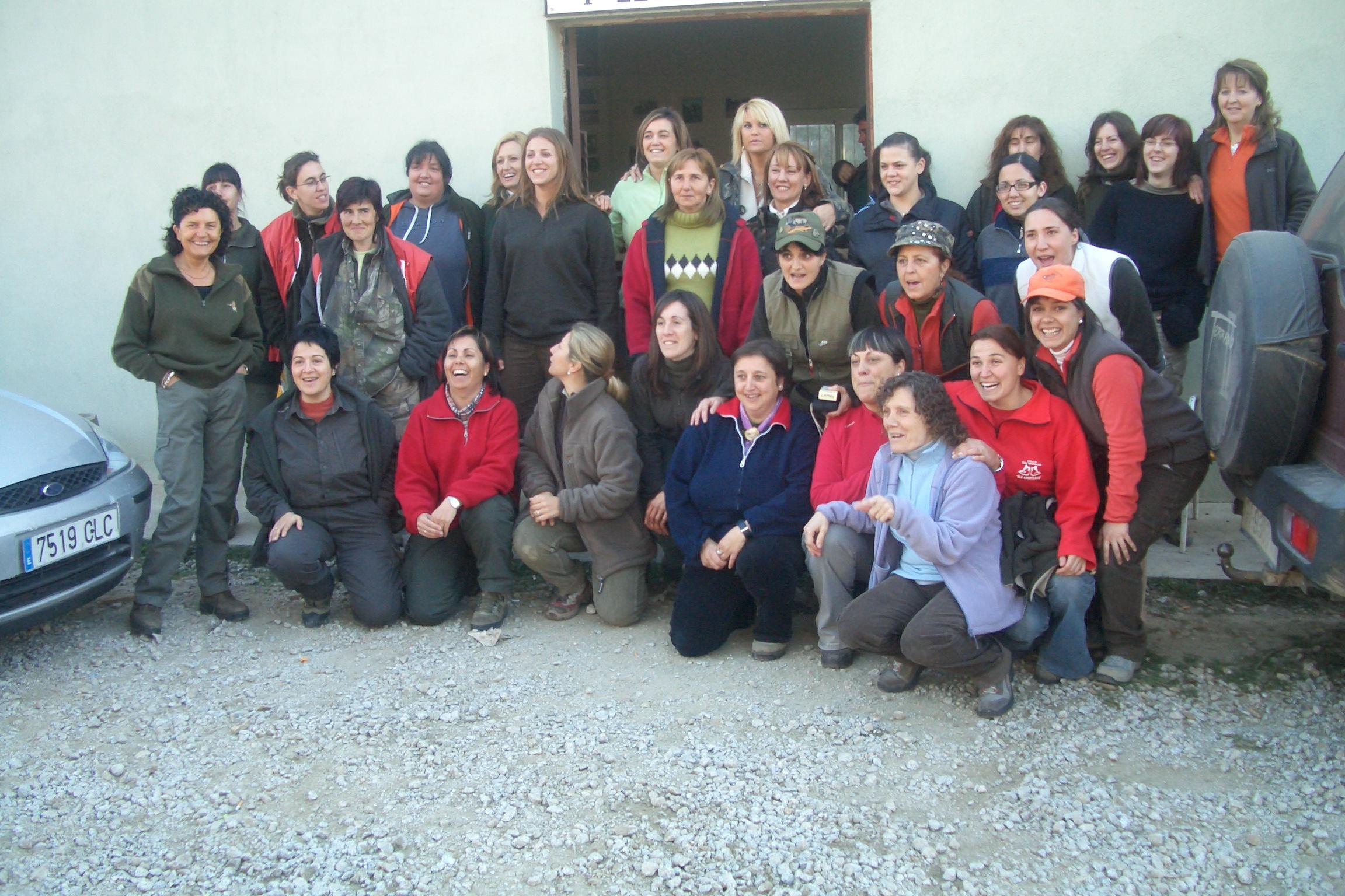 Cacería de Mujeres en Cataluña
