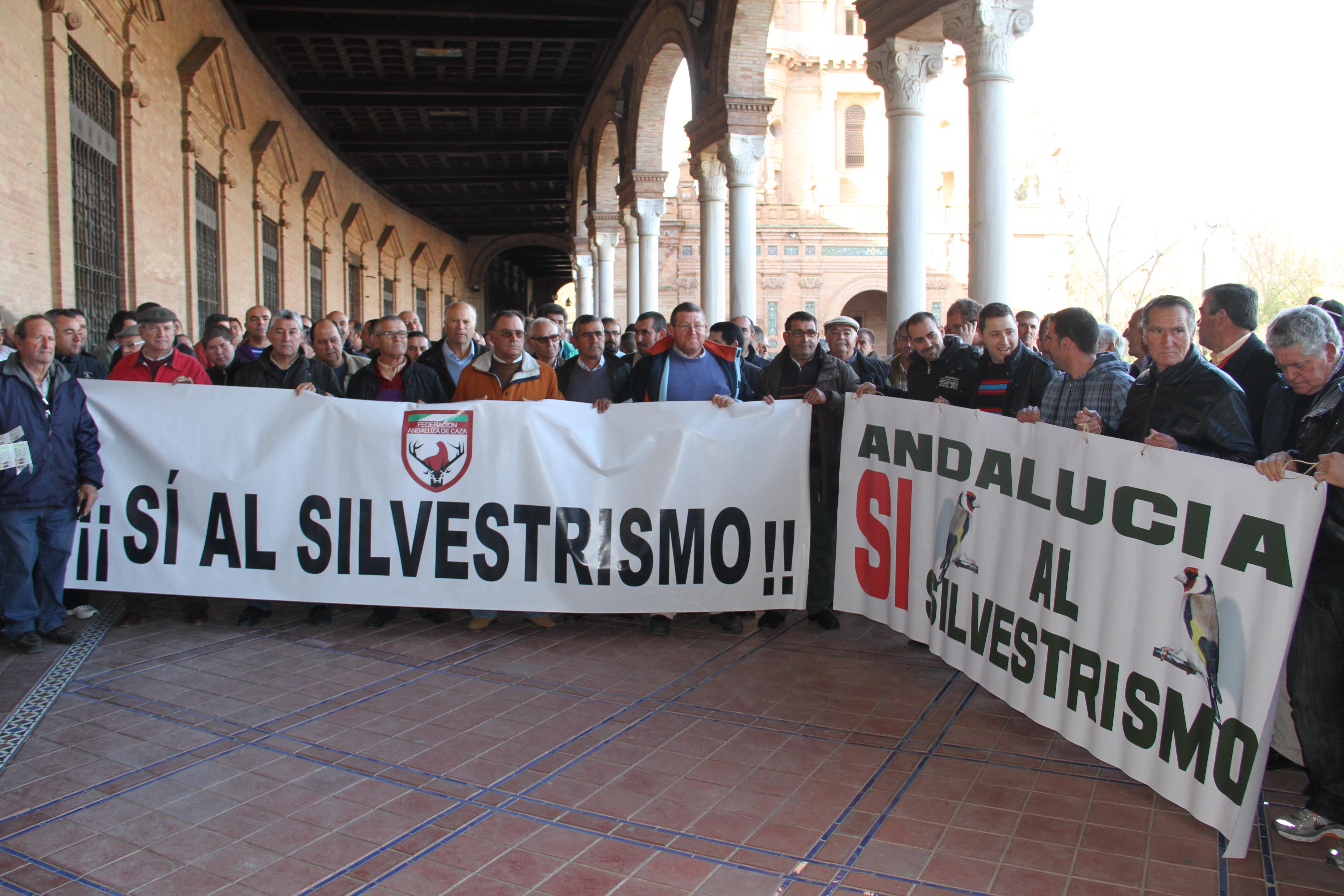 Silvestrismo Andaluz se moviliza