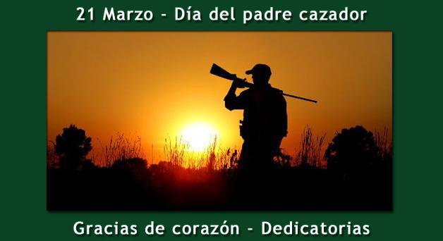día del padre cazador en Cazaworld