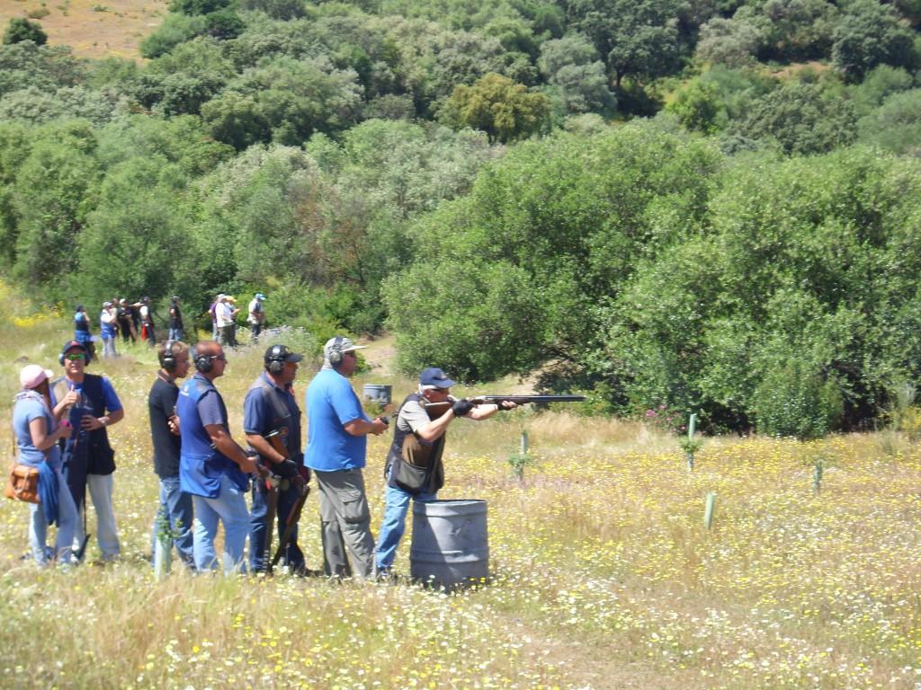 recorridos de caza andalucia 2014 en Cazaworld