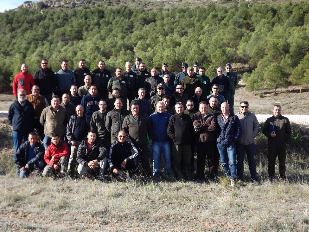 curso de vigilantes de cotos en cazaworld