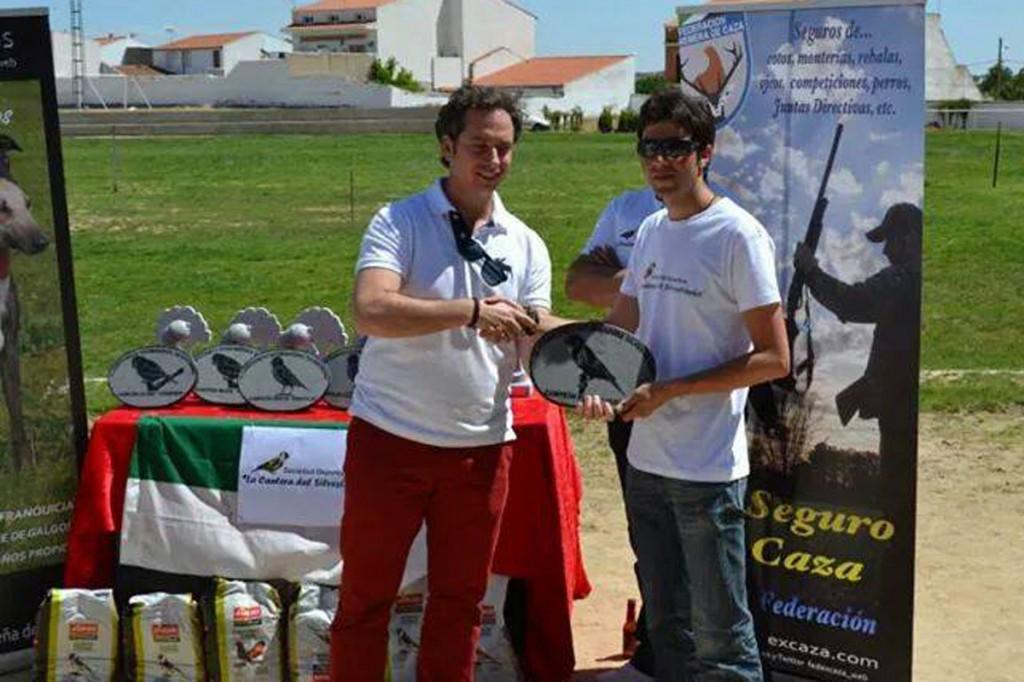 Campeón Silvestrismo Extremadura