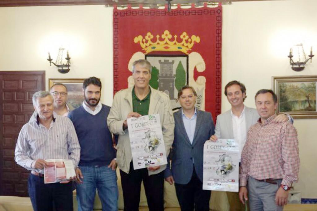Gowex cup recorridos de caza Extremadura