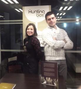 HUNTING BOX (Vicenta Anton y Manuel Savall)