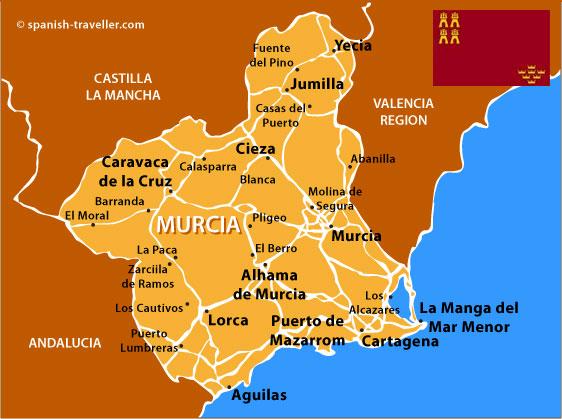 Orden de veda Murcia 2014-2015