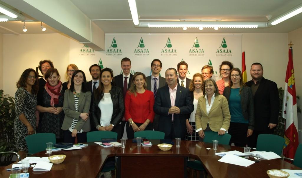 amfar - visita delegacion holandesa