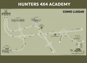 hunters_academy_como_llegar