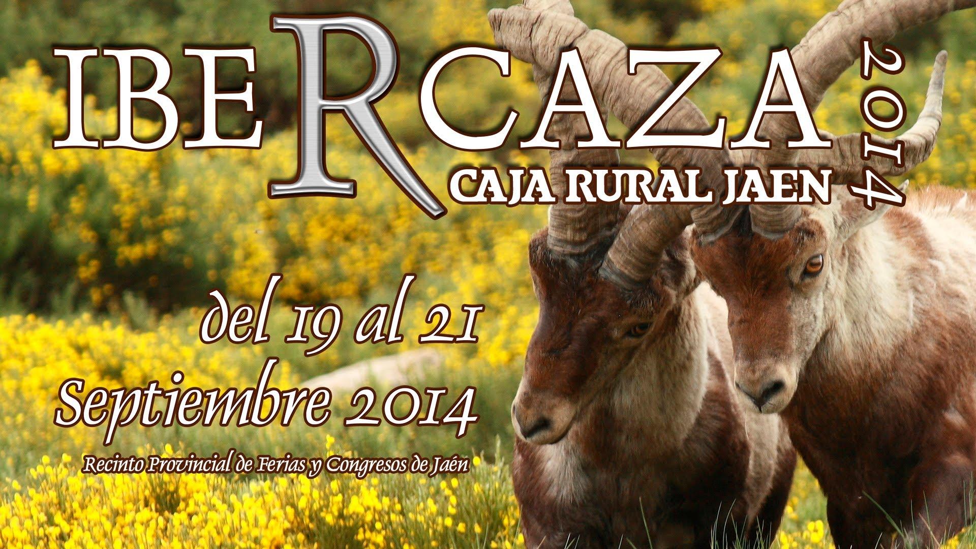 venta entradas online Ibercaza 2014