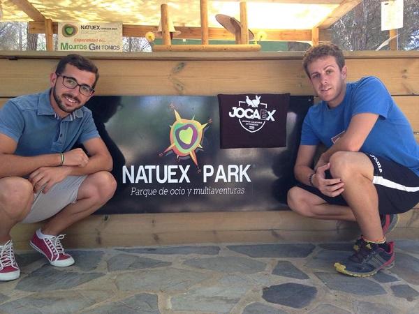 Acuerdo JOCAEX y NATUEX PARK