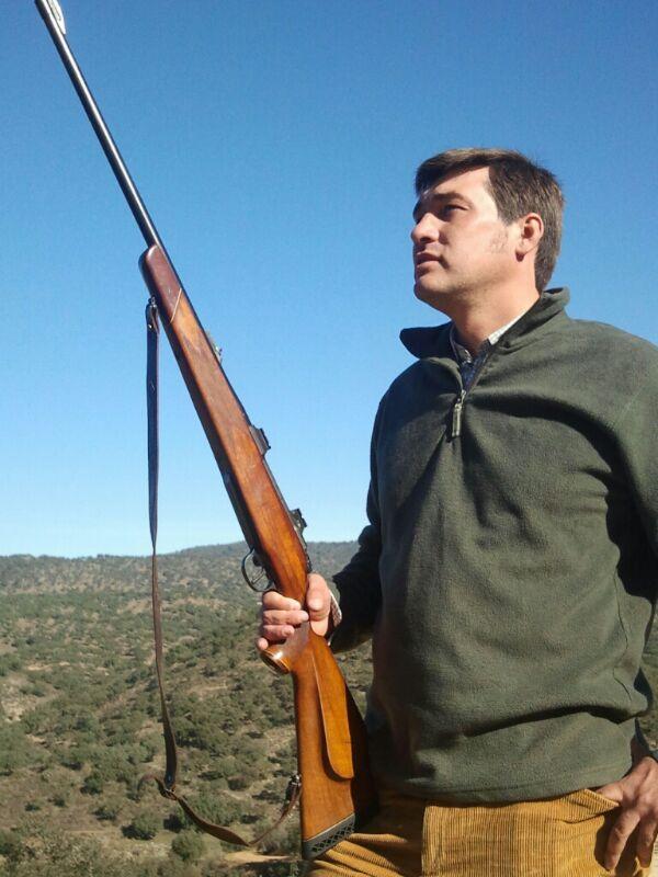 ismael garcia cazador cazado