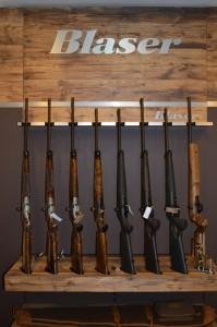 exposicion rifles blaser
