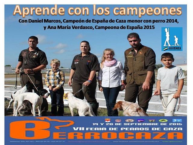 juvenex y berrocaza 2015
