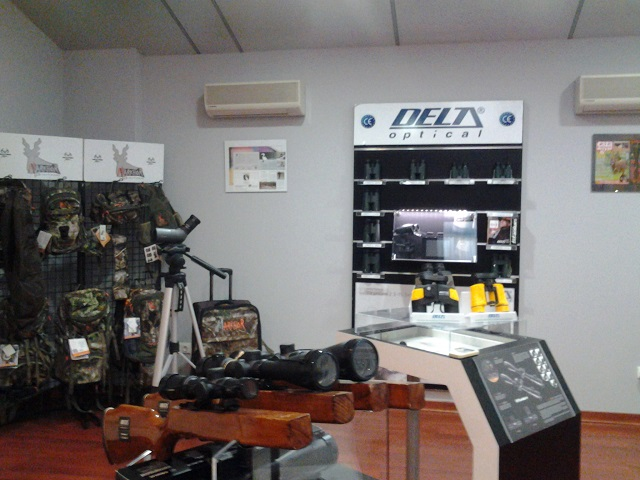 show room el calden