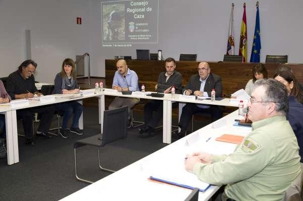 Consejo Reginal Caza Cantabria