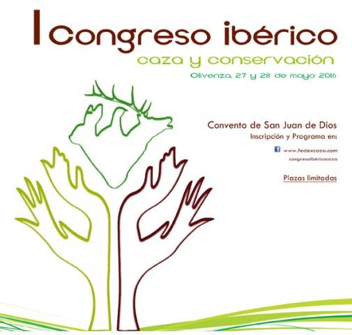 Congreso Iberico caza y conservacion