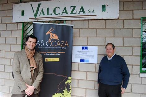 Proyecto carne ciervo Valcaza