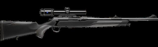 Rifle semiautomático Sauer S303 Black Velvet