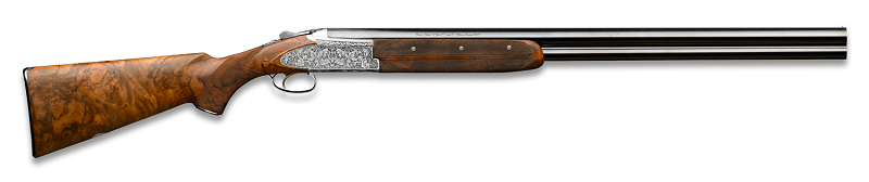 Escopeta superpuesta Browning B15 Grado E de la gama JohnMBrowningCollection