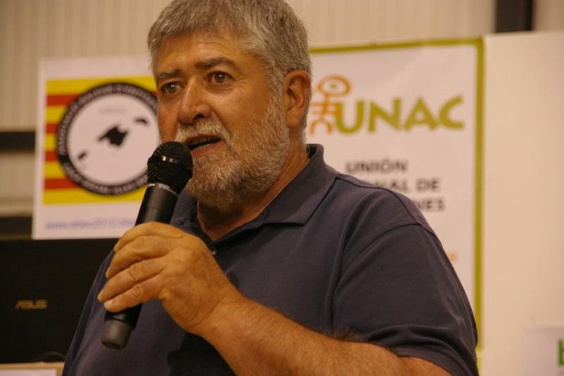Conseller Joan Font Massot