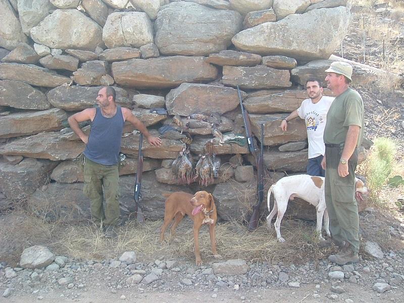 cazadores unac