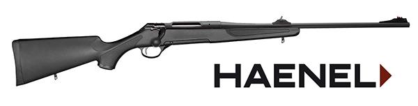 Rifle de cerrojo Haenel J10 AWS