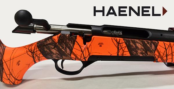 Haenel J10 versión orange camo