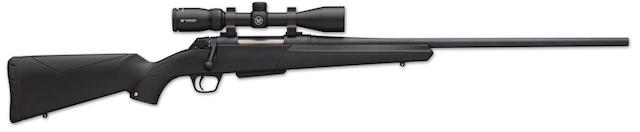 Rifle de cerrojo Winchester XPR Composite Combo